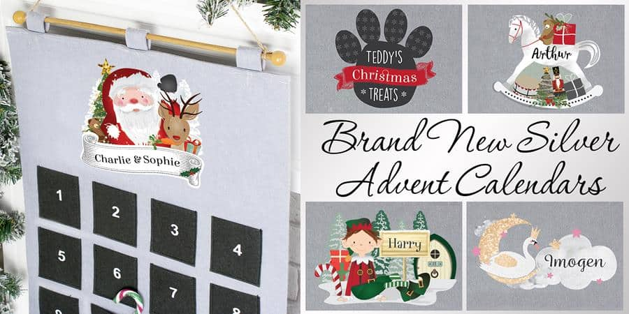 Personalised Advent Calendars