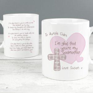 Godmother Slim Mug