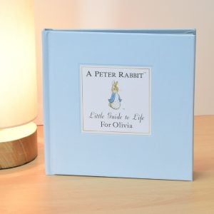 Peter Rabbit's Personalised Little Guide to Life