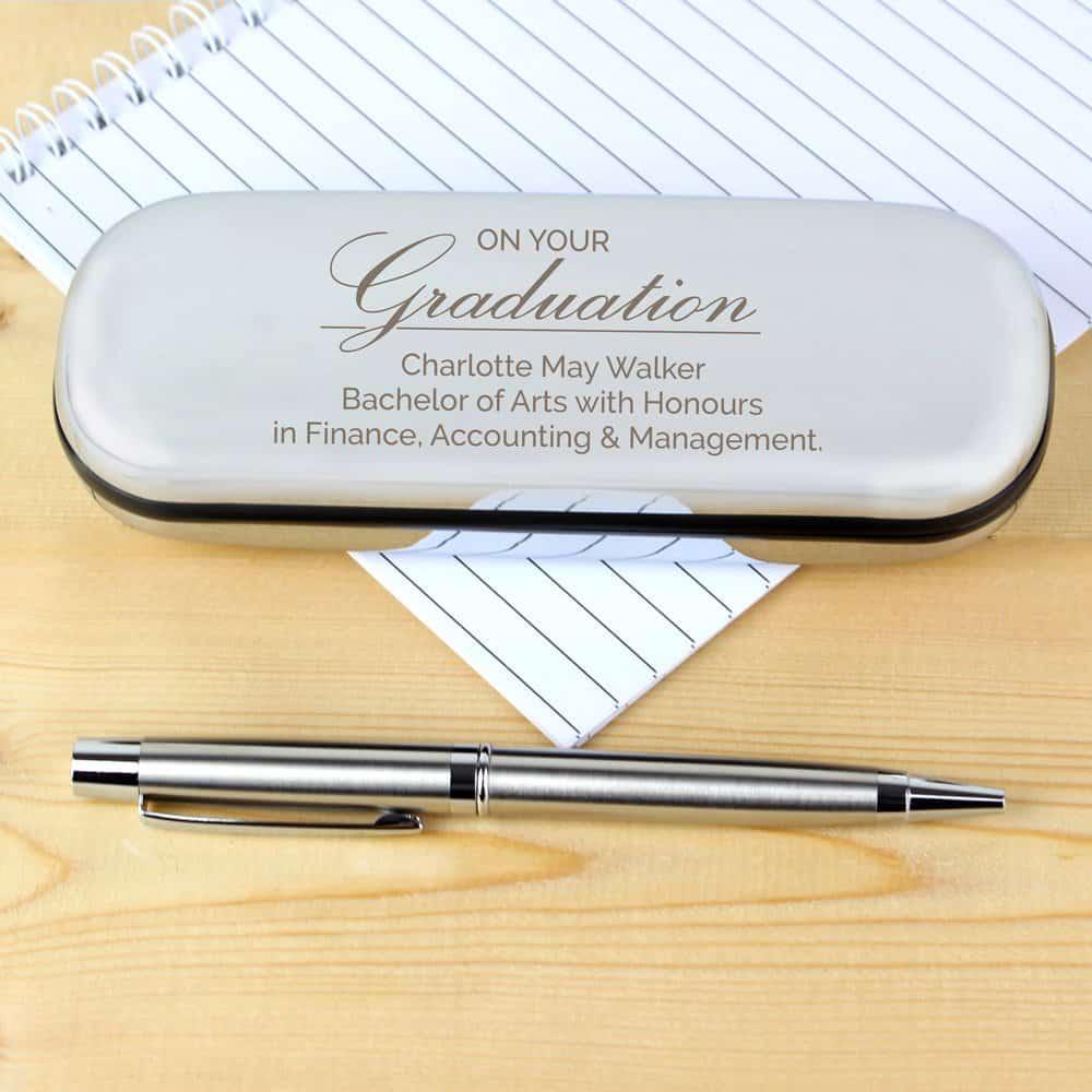 Graduation Pen and Box Set