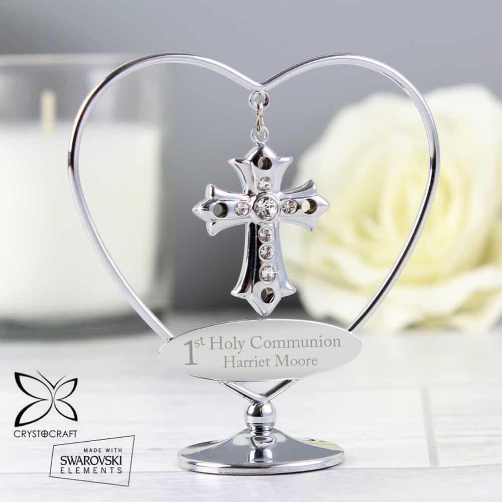1st Holy Communion Crystocraft Cross