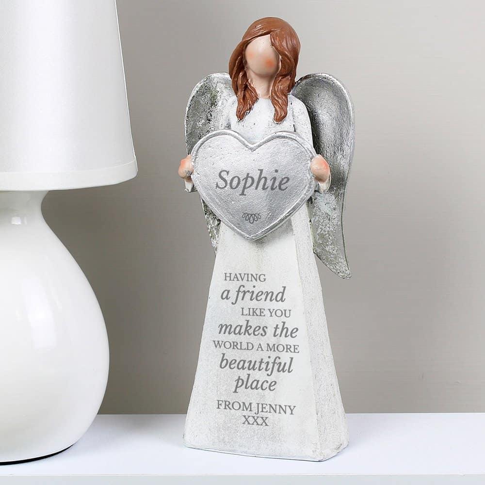 A Friend Like You' Angel Ornament
