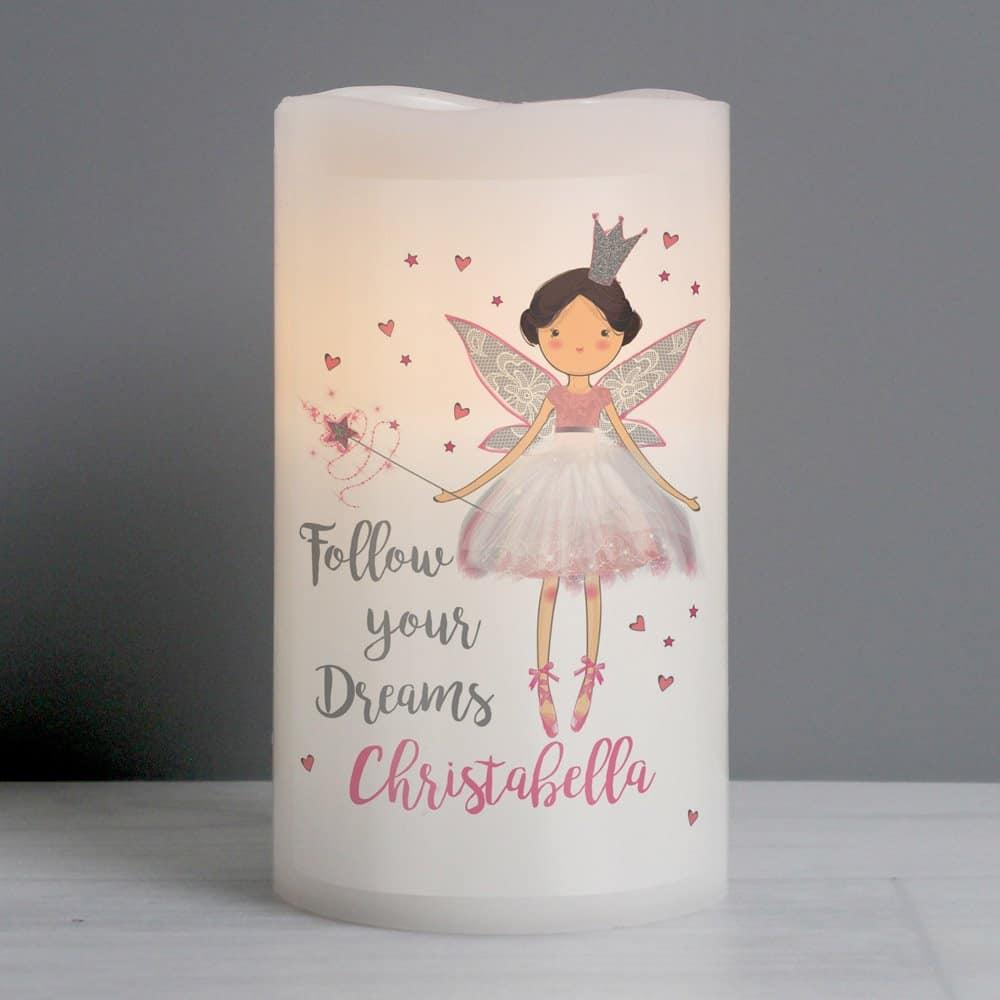 Fairy Princess Nightlight LED  Candle