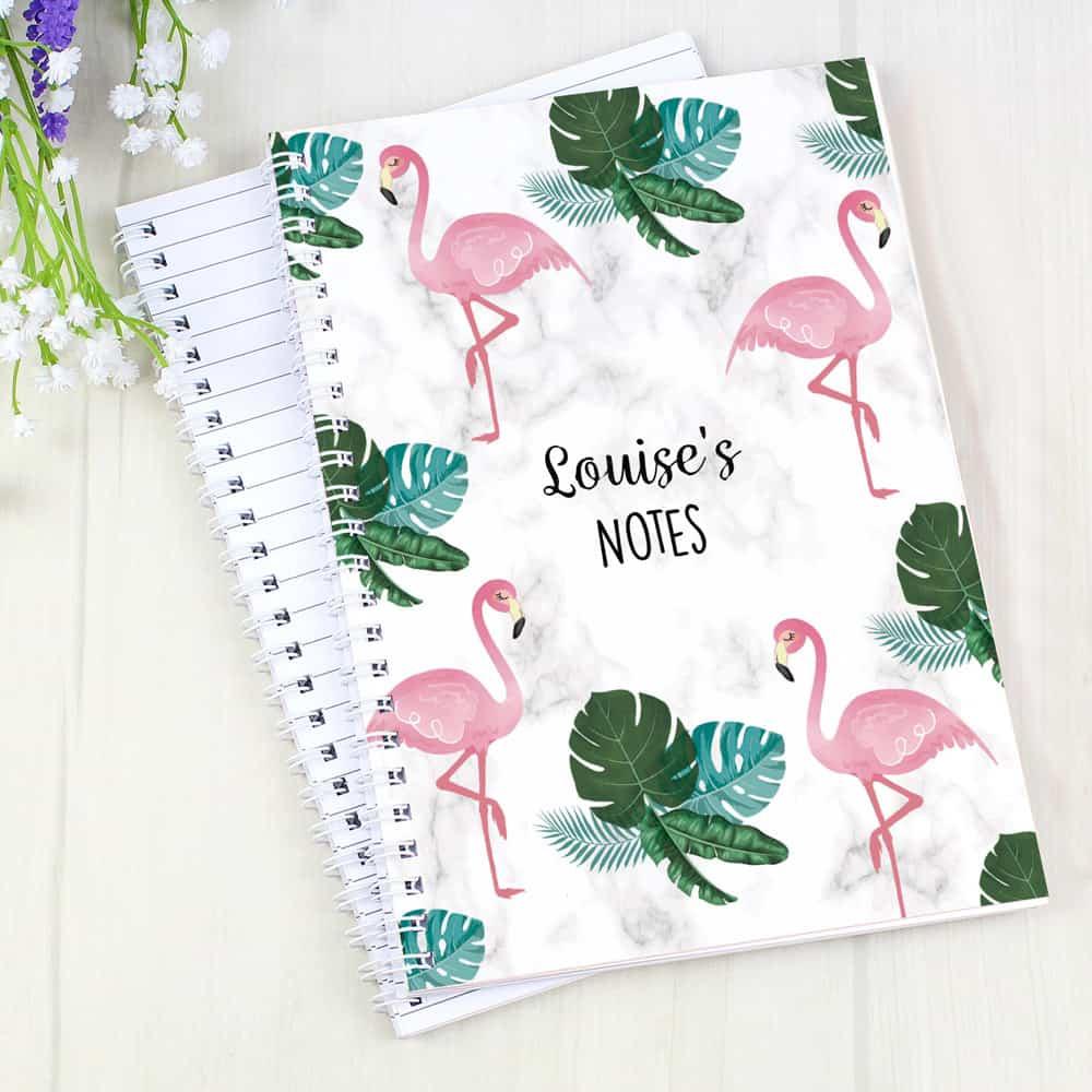 Flamingo A5 Notebook