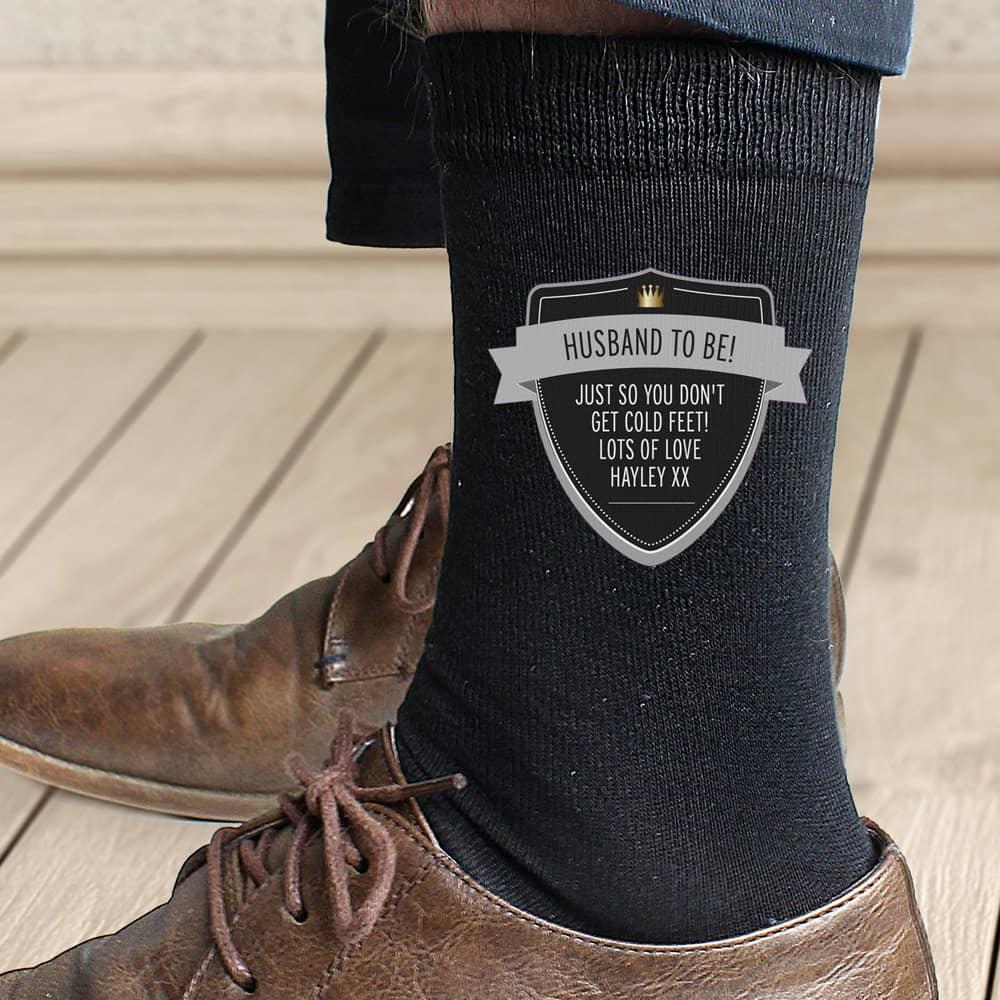 Classic Shield Men's Socks