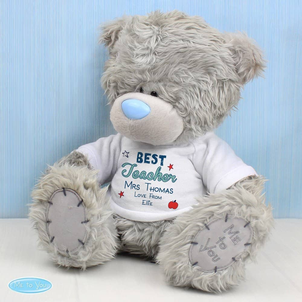 Me to You Bear with Best Teacher T-Shirt