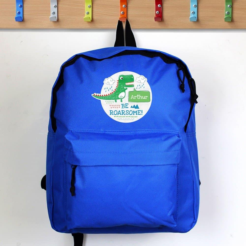 Be Roarsome' Dinosaur Backpack