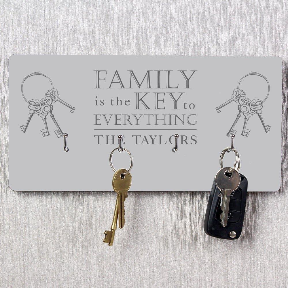 Family Key Hooks