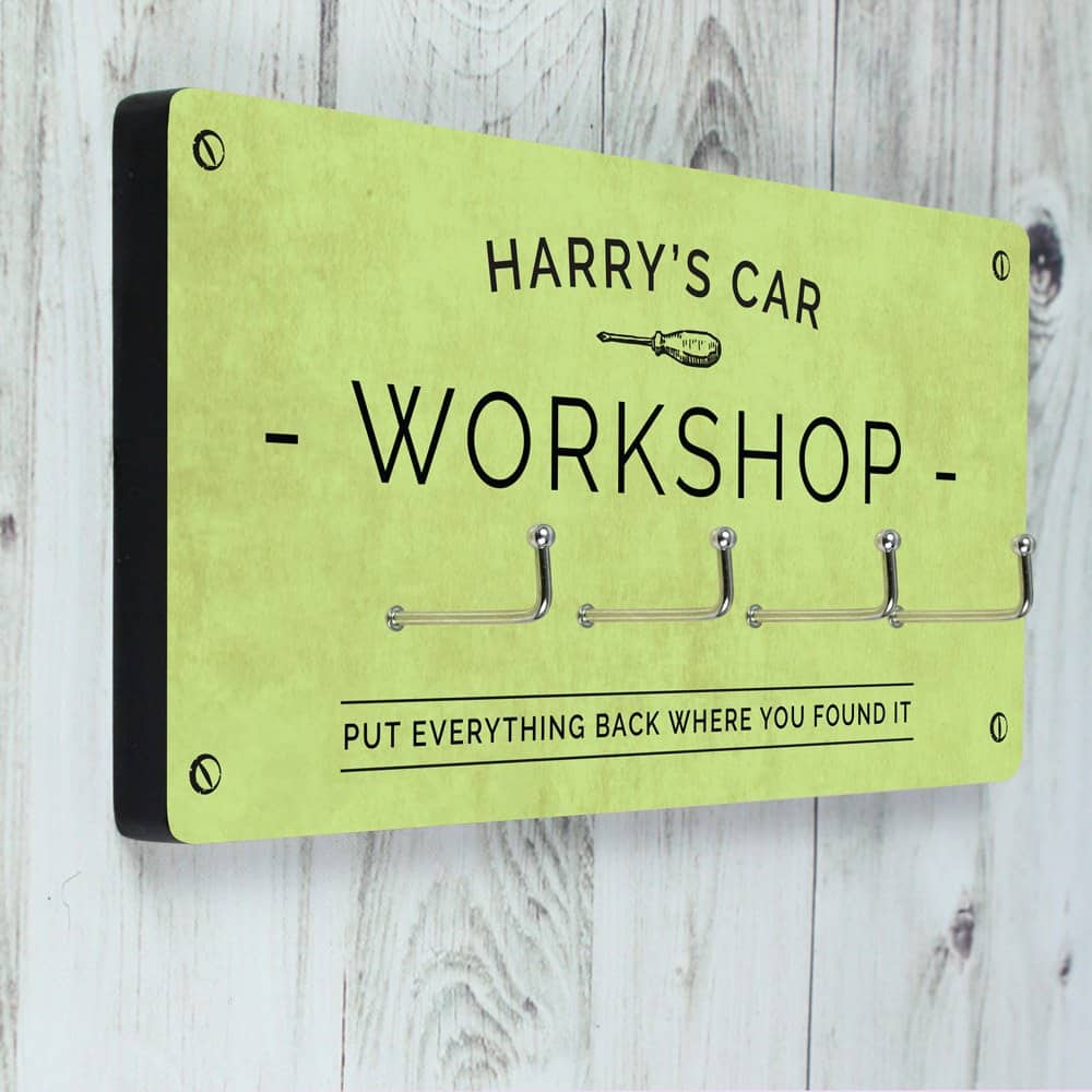 Workshop Hooks