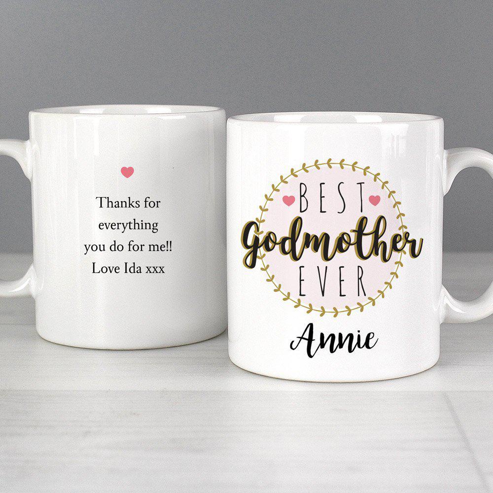 Best Godmother' Mug