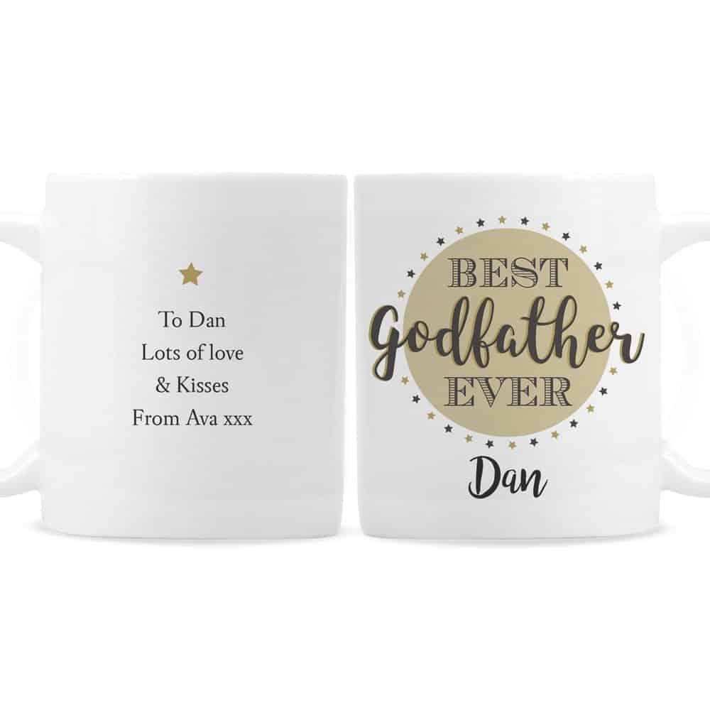 Best Godfather Mug