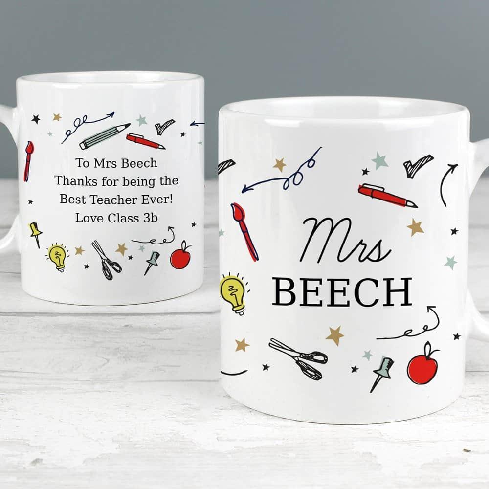 School Teachers Mug