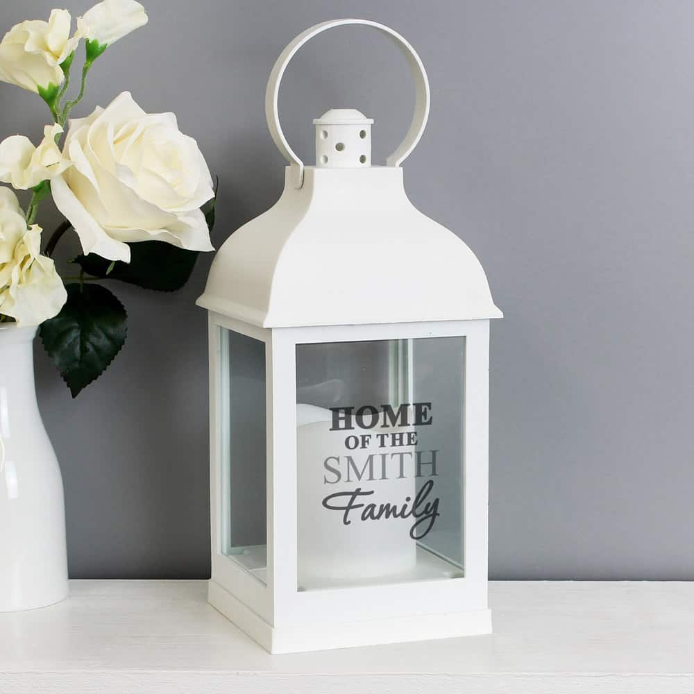 The Family White Lantern