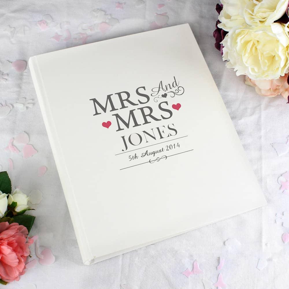 Mrs & Mrs Traditional Album