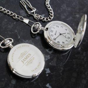Classic Pocket Fob Watch