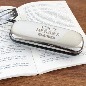 Glasses Motif Glasses Case