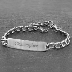 Stainless Steel Unisex Bracelet