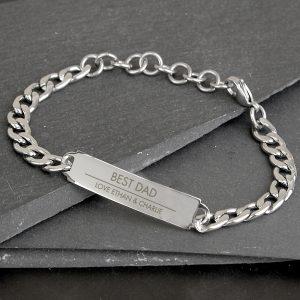 Classic Stainless Steel Unisex Bracelet
