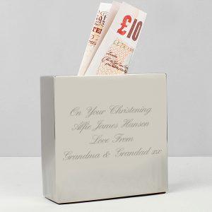 Square Money Box