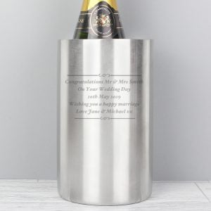 Any Message Wine Cooler