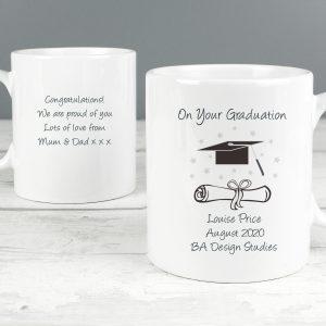 Graduation Slim Mug