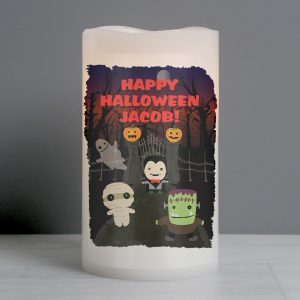 Halloween LED Candle