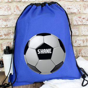 Football Swim & Kit Bag