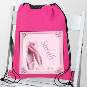 Ballet Shoes Kit Bag