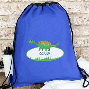 Dinosaur Swim & Kit Bag
