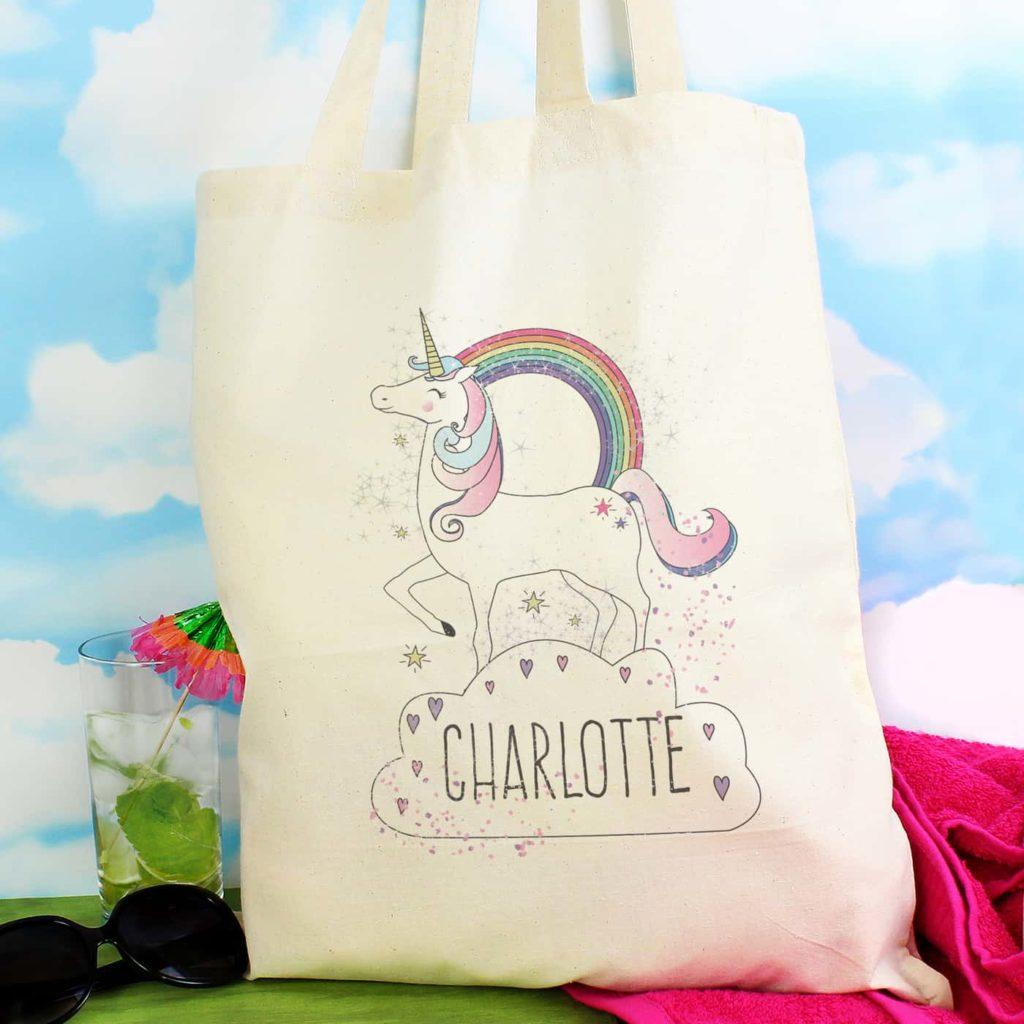 Unicorn Cotton Bag
