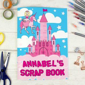 Princess - A4 Scrapbook