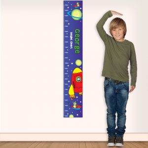 Space Height Chart