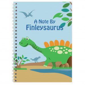 Dinosaur A5 Notebook