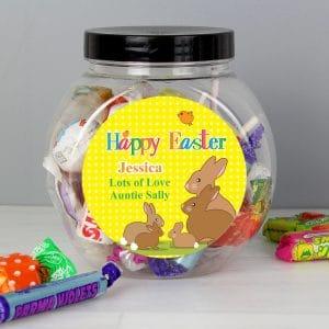 Easter Bunny Sweet Jar