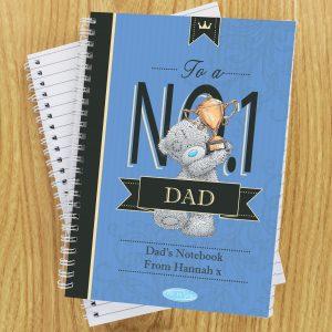 Me to You No1 Paperback A5 Notebook