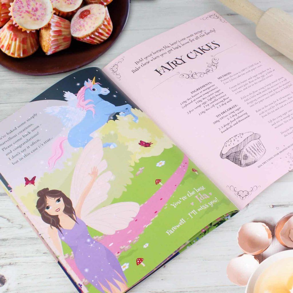 Fairy Baking Adventure Book