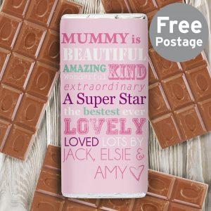 She Is... Milk Chocolate Bar
