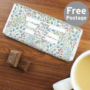 Botanical Milk Chocolate Bar