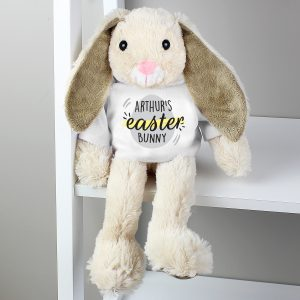Easter Bunny Rabbit In T-Shirt