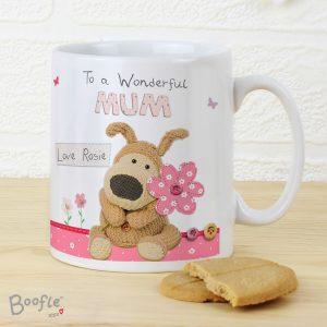 Boofle Flowers Mug
