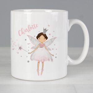 Personalised Fairy Princess Mug