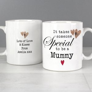 Personalised Someone Special Mug