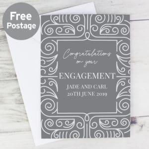 Personalised Congratulations Card