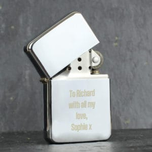 Personalised Bold Font Lighter