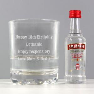 Smirnoff Vodka