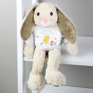 Personalised Easter Meadow Bunny Rabbit